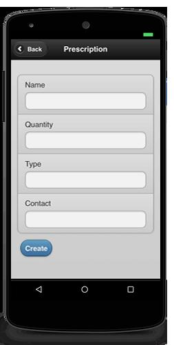 asynchronous mobile app